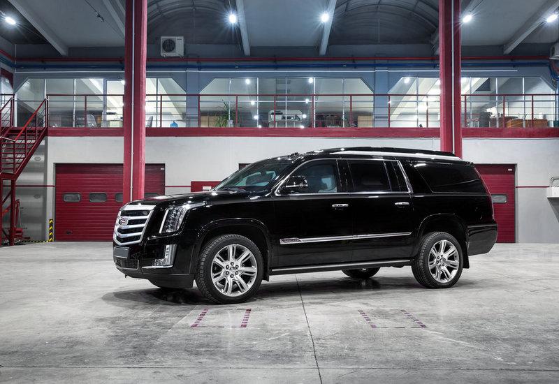 Cadillac Escalade Armored011