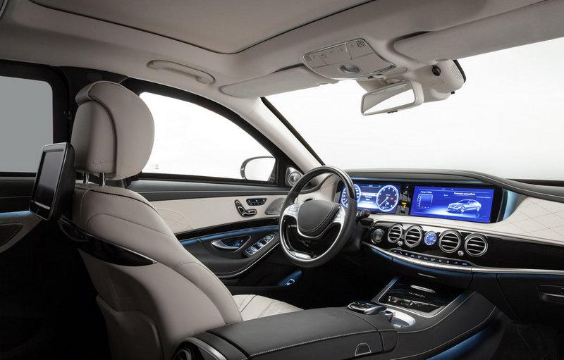 Mercedes S650 09